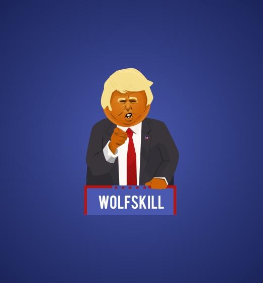 WOLFSKILL by LA Inkwell